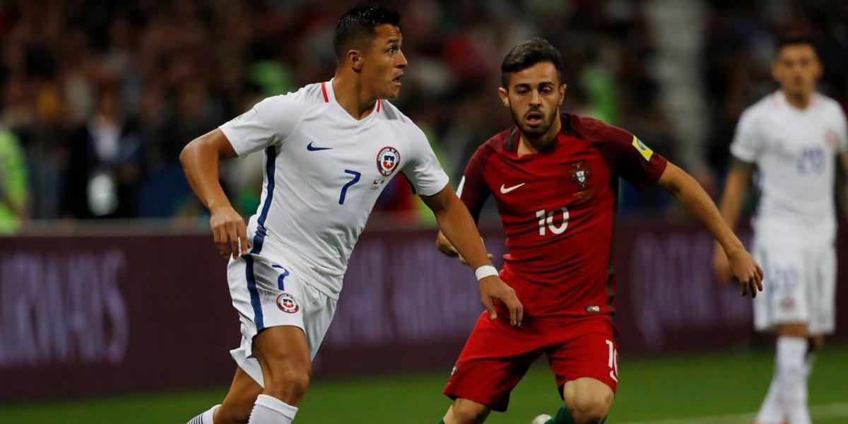 Minuto a minuto: Así vivimos la tensa clasificación de Chile a la final de la Confederaciones