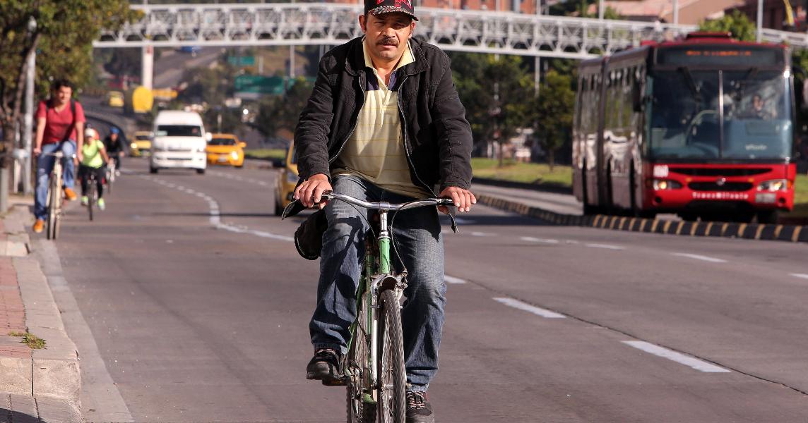 ¡Tenga cuidado! Estas son las modalidades de robo de bicicletas en la Autopista Norte