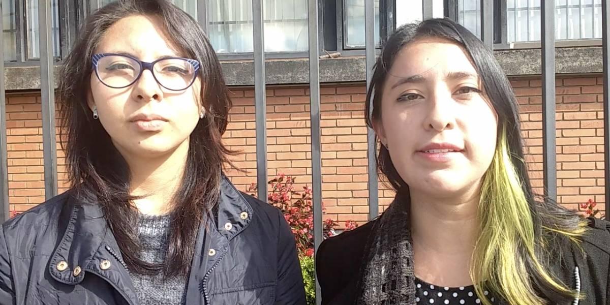 """""""Mi hermana está tranquila porque el que nada debe, nada teme"""": Camila Rodríguez, hermana de Lizeth Rodríguez"""