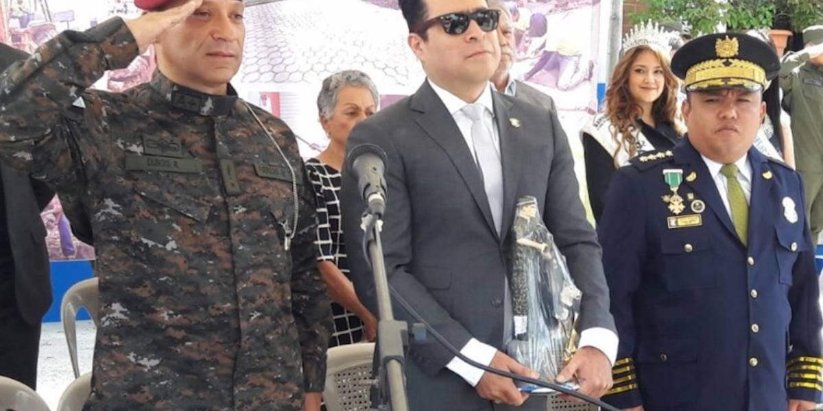 Alcalde de Mixco, Neto Bran, denuncia atentado en su contra
