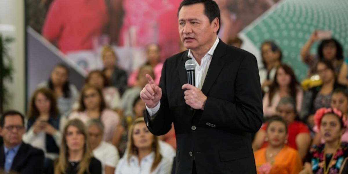 ¡Basta ya de violencia contra las mujeres!: Osorio Chong