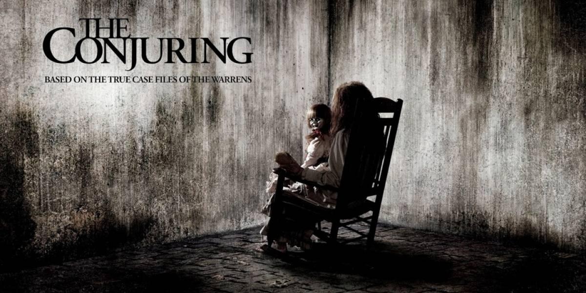 Preparan tercera entrega de la película 'El Conjuro'