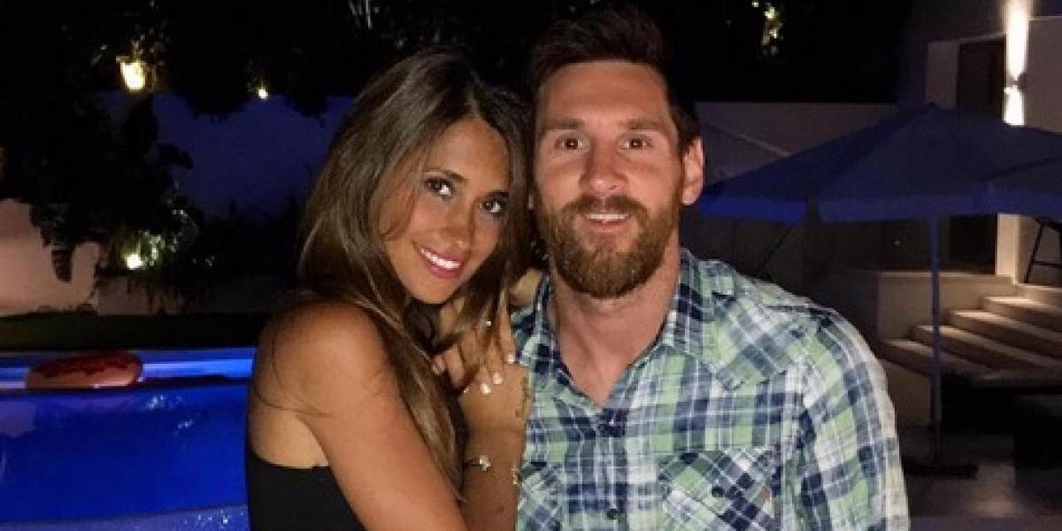 Registran casino en donde se casará Messi por lavado de dinero