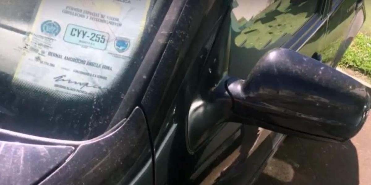 Escándalo por fiesta que se hizo en Villavicencio con carro del Senado