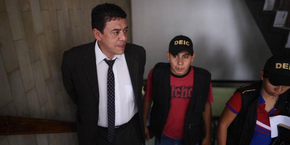 PGN otorga vacaciones a Harold Flores, procesado en el caso Hogar Seguro