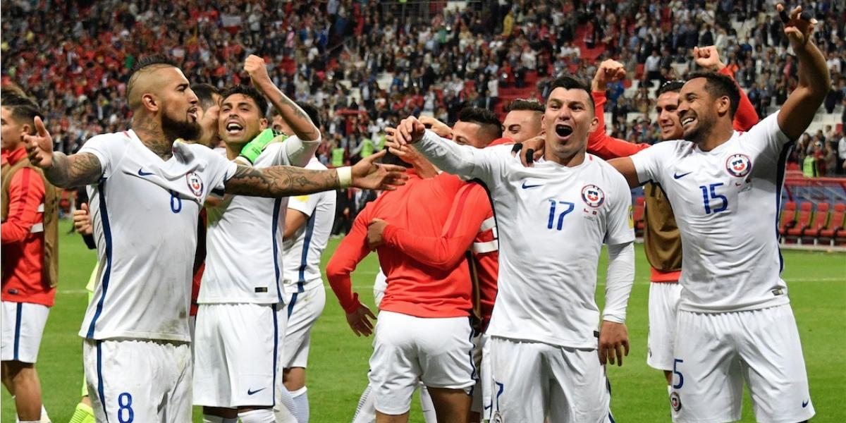 Chile hiere a dos de los jugadores más grandes del mundo en la misma fecha
