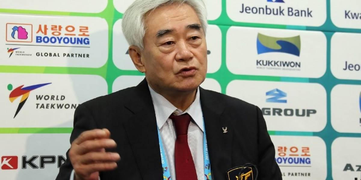 Federación Internacional de Taekwondo cambia sus siglas (WTF) tras incomodidades