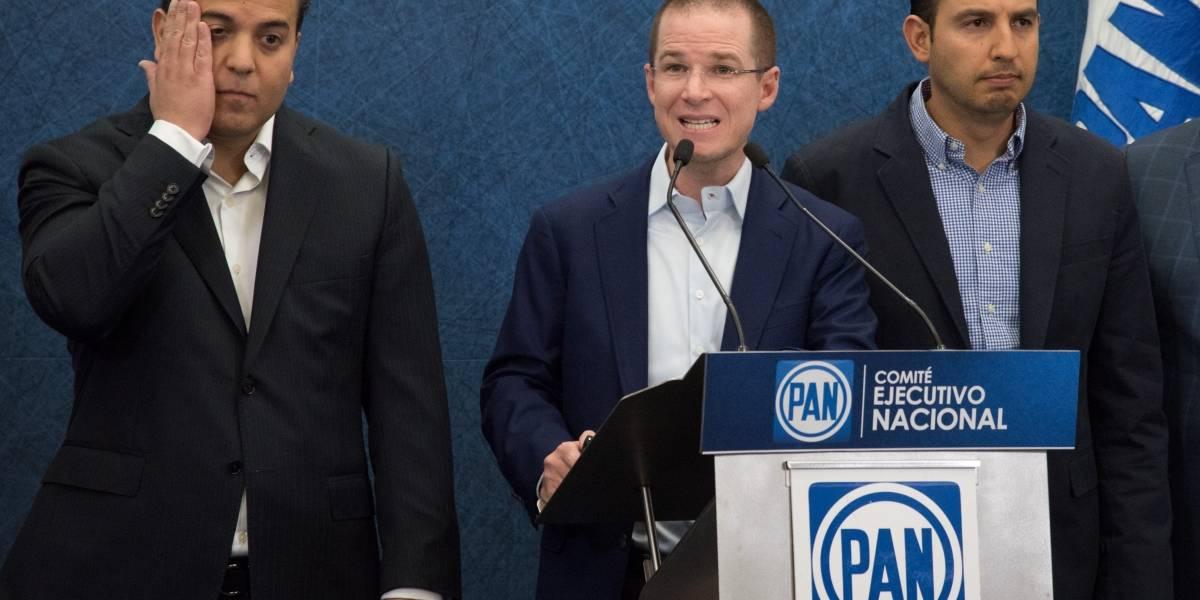 Ricardo Anaya encabeza encuesta para candidatura del PAN al 2018