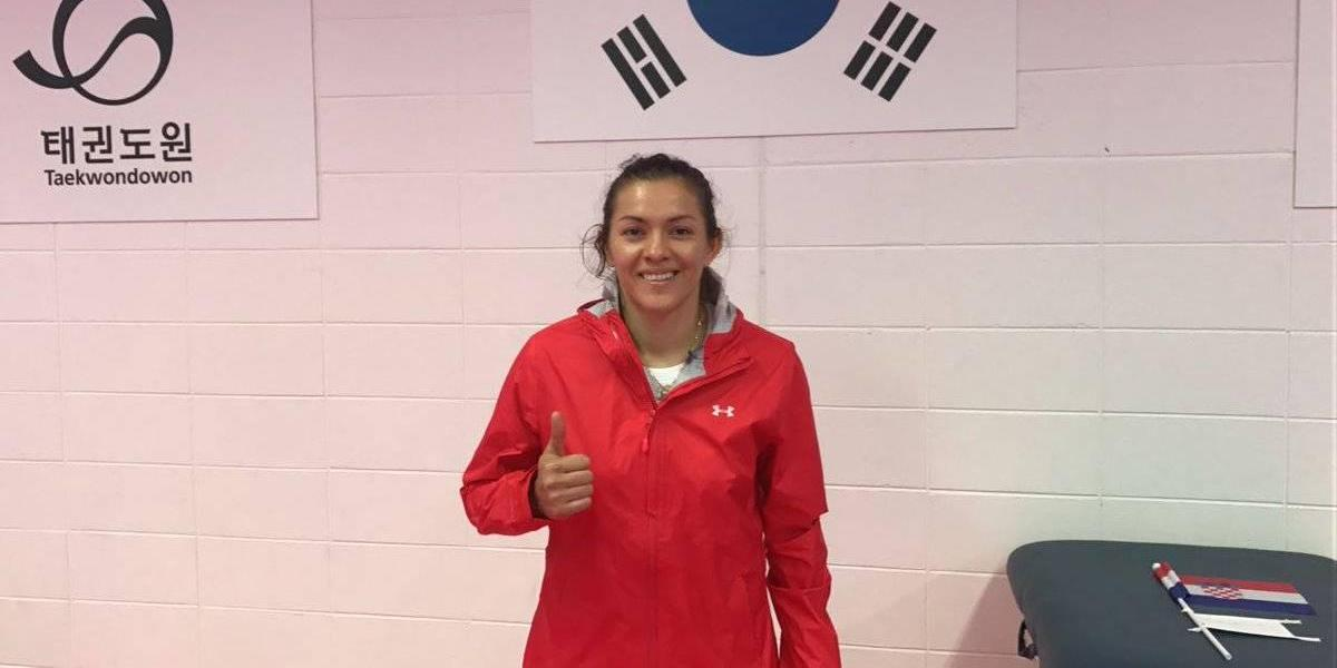 ¡Lo hace de nuevo! María del Rosario asegura medalla de bronce en Mundial de Taekwondo