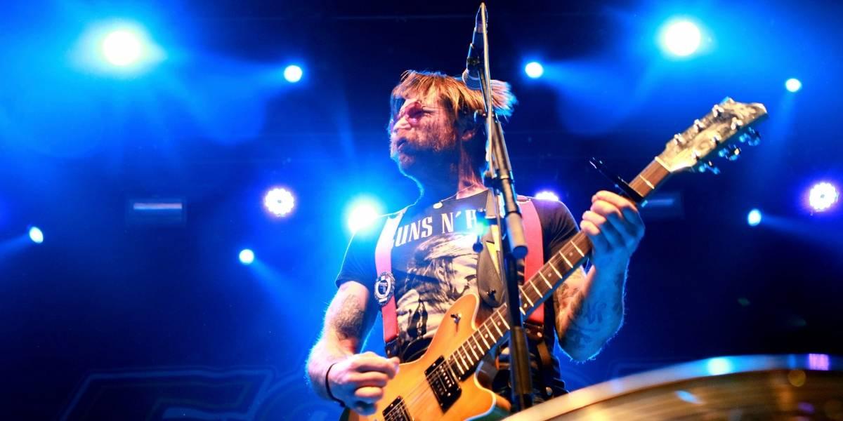 Eagles of Death Metal editan el concierto de París tras atentado en Bataclan