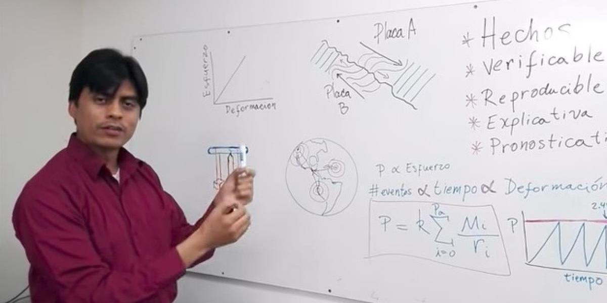 ¿Es posible pronosticar un terremoto? Escuela de Ciencias Físicas de la USAC se pronuncia