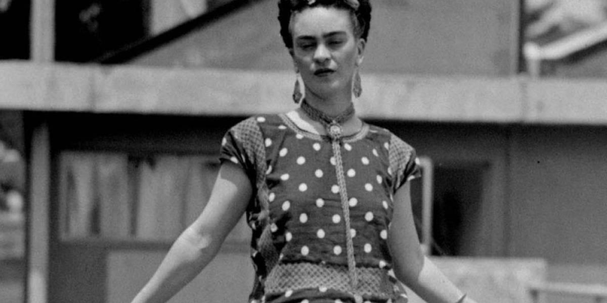 """""""Entusiasta y muy cariñosa"""", así era como maestra Frida Kahlo"""