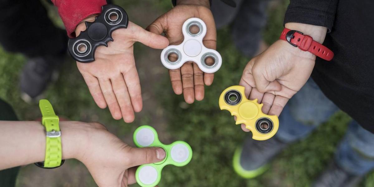 Fidget Spinner, desde los tradicionales hasta los más geeks