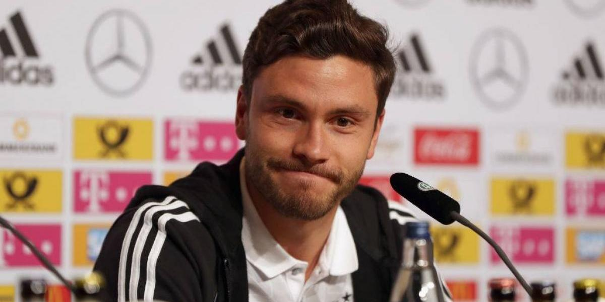 ¡Una burla al Tri! Las preguntas de la prensa alemana a un jugador