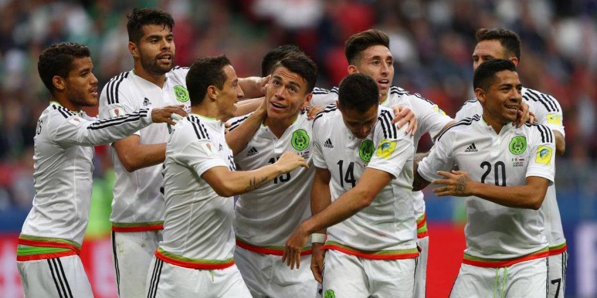 Alemania vs. México, ¿a qué hora juegan la Semifinal de la Copa Confederaciones?