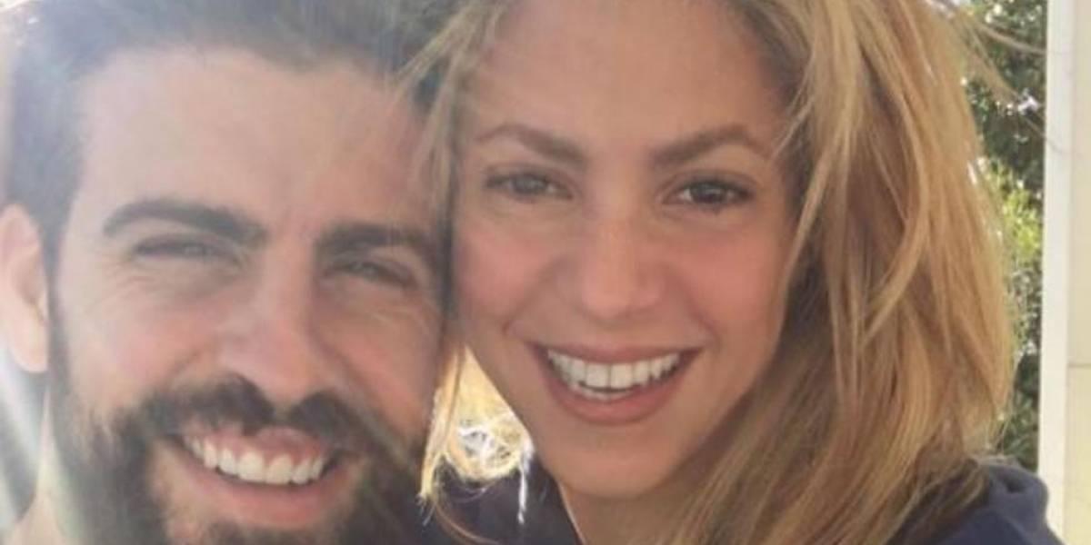 Reacción de Shakira frente a rumores sobre su supuesta separación con Piqué