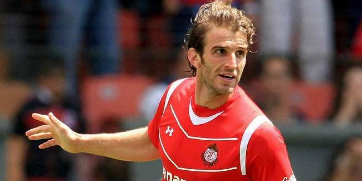 ¿Qué fue de Iván Alonso, el goleador de Toluca que sufría problemas cardíacos?