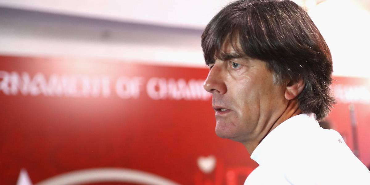 Técnico de Alemania revela que no hay razón para entrenar penaltis