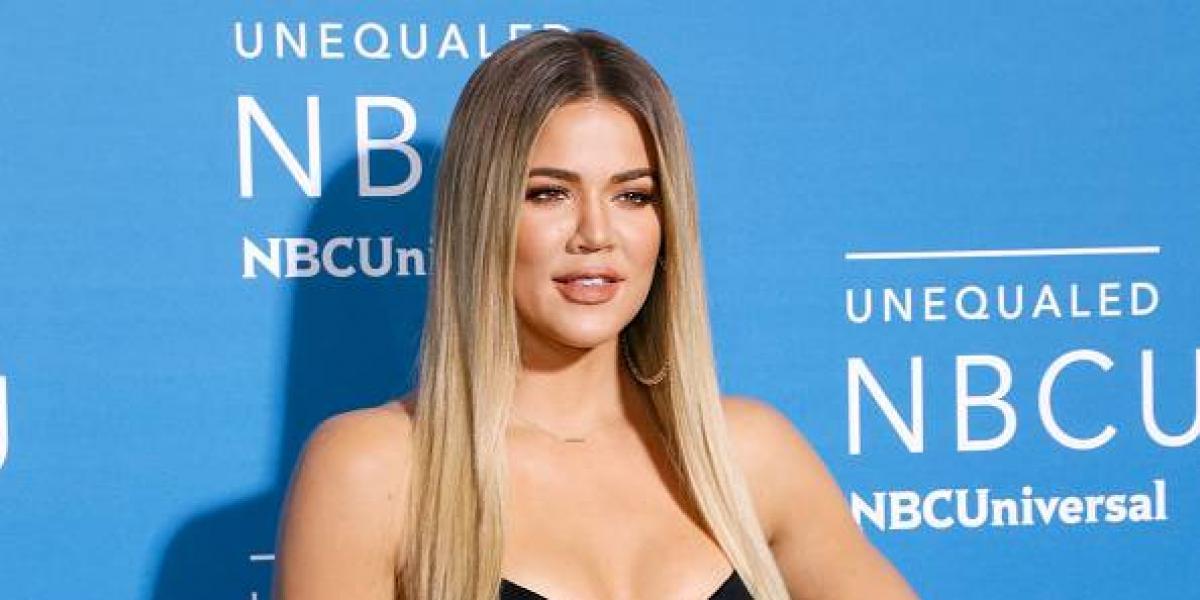 Aseguran que Khloé Kardashian se operó la nariz por su cumpleaños