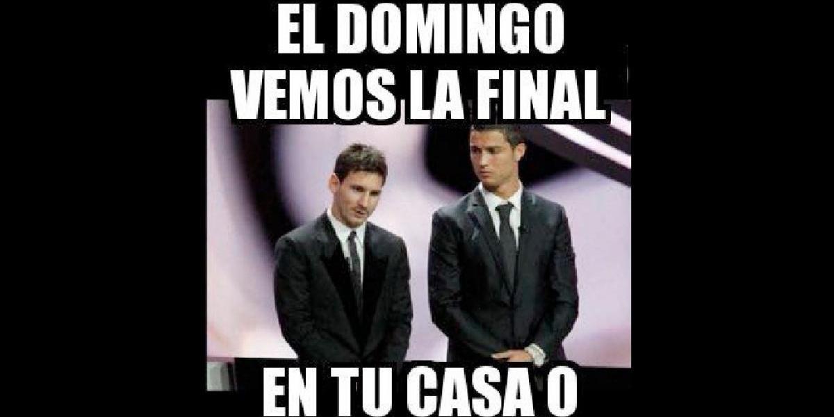 Memes de Ronaldo y Messi revientan las redes sociales