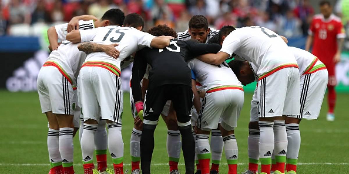 Solo un jugador mexicano disputará Copa Oro y Copa Confederaciones
