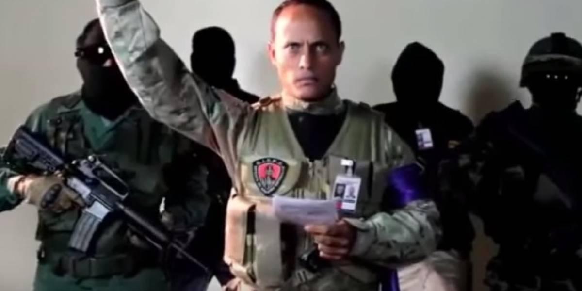 ¿Quién es el hombre que lideró el ataque contra el Tribunal de Venezuela?