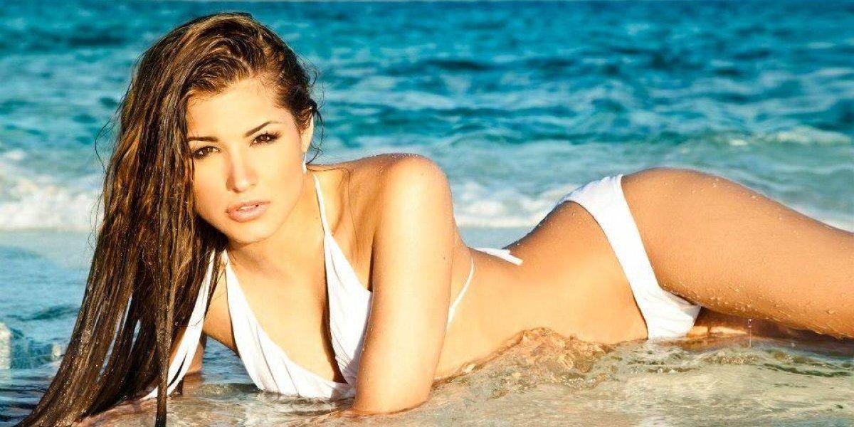 ExMiss Venezuela fue brutalmente golpeada por una modelo y así la dejó