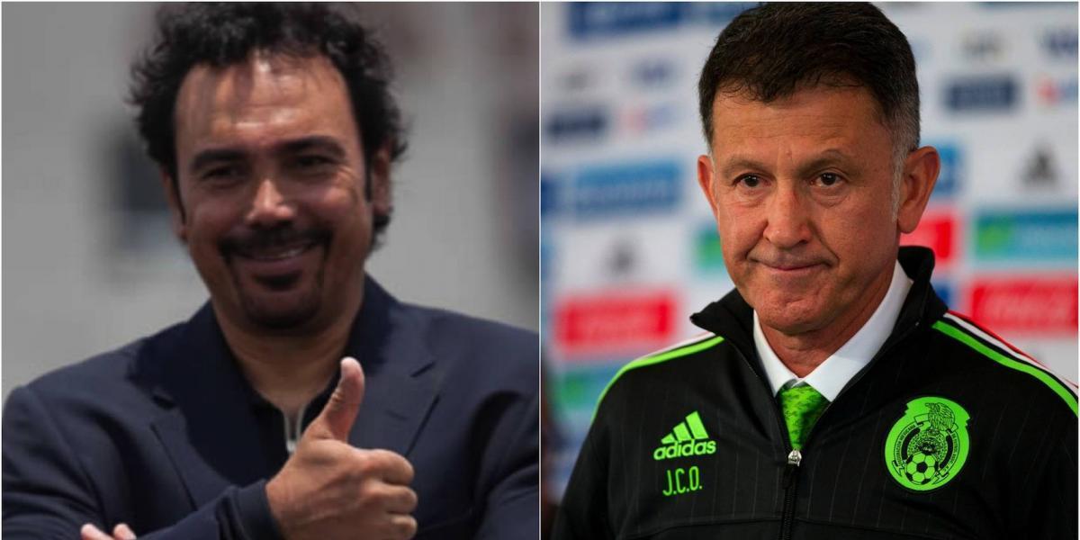 Hugo Sánchez envía polémico mensaje a Juan Carlos Osorio