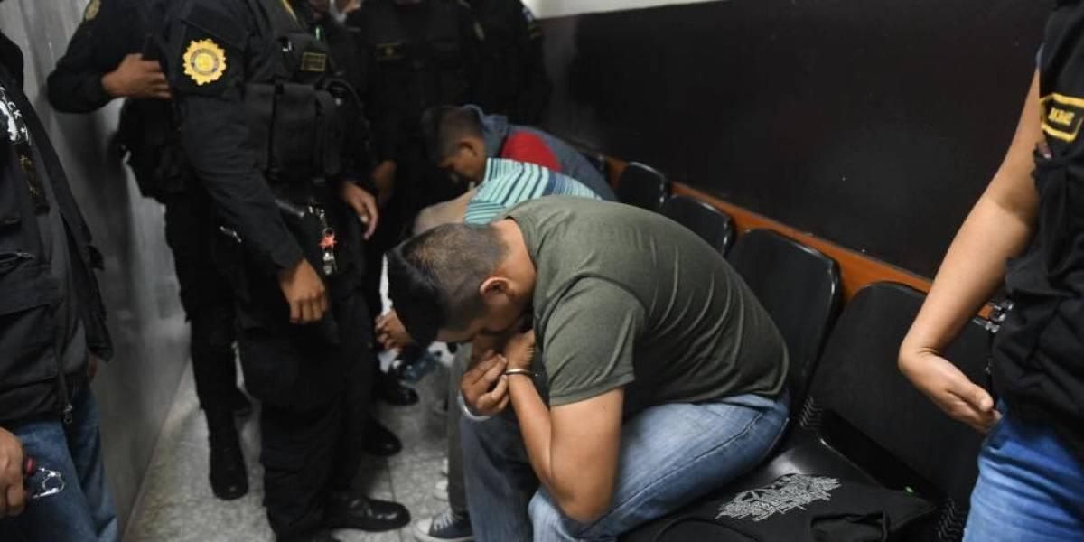 Capturan a elementos de PNC señalados de agredir a menores en Gaviotas