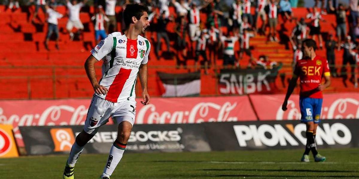 Palestino podría perder a un referente para jugar la Sudamericana y el Transición