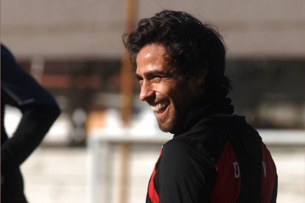 Jorge Valdivia está disfrutando la pretemporada con Colo Colo / imagen: Photosport