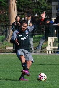 Colo Colo goleó en amistoso de pretemporada / imagen: Photosport