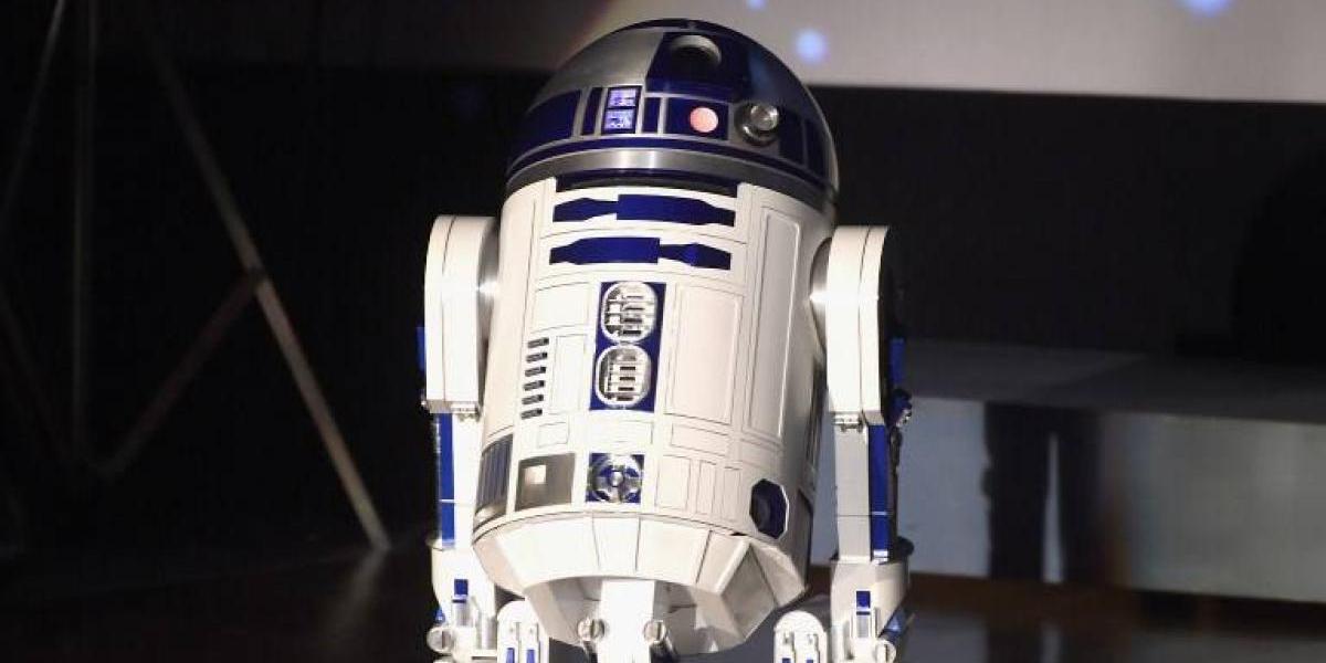 R2-D2 usado en Star Wars se vende en subasta por millonaria suma