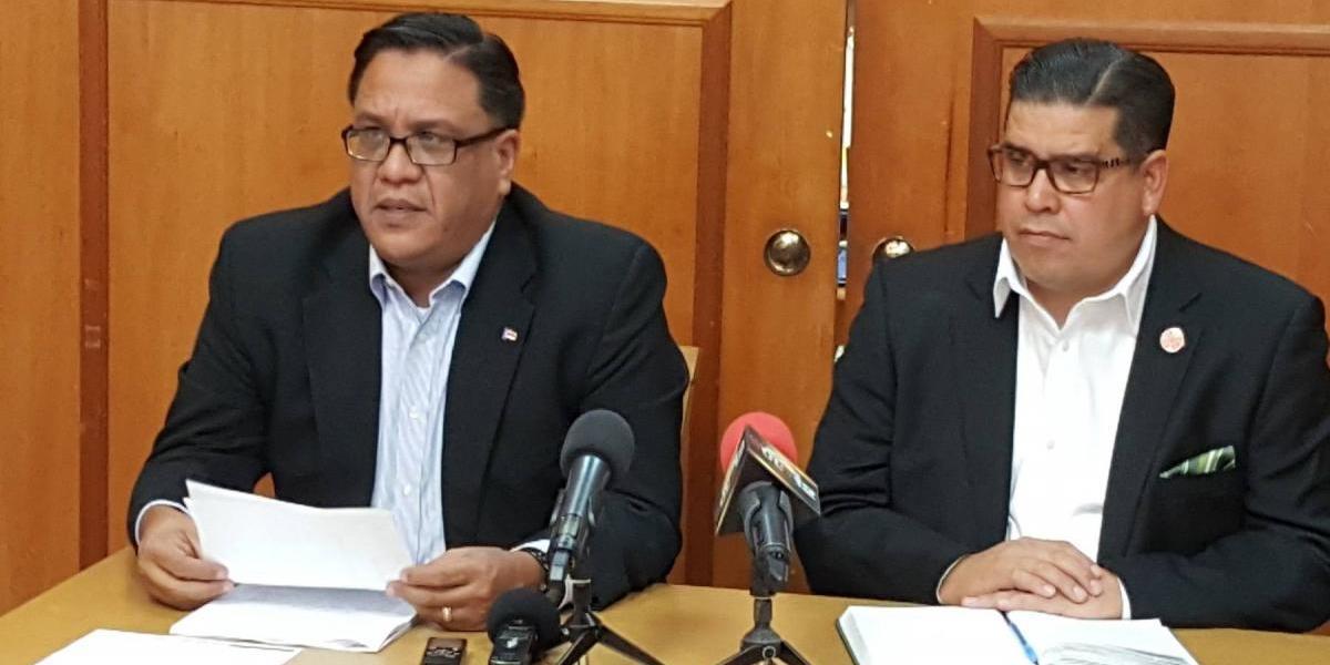 Legisladores PPD alegan discriminación en asignaciones al oeste
