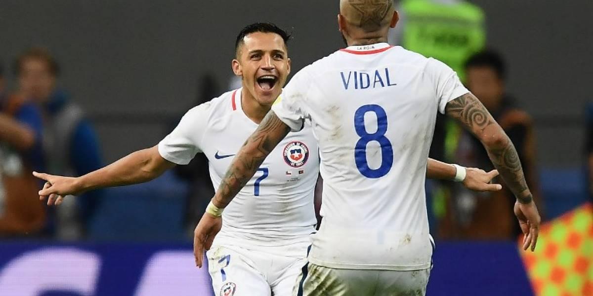 Portugal se derrumba en los penales y Chile avanza a la final