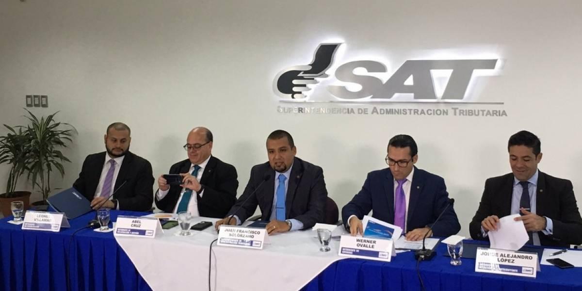 SAT logra recaudar Q685 millones por exoneraciones de multas e intereses