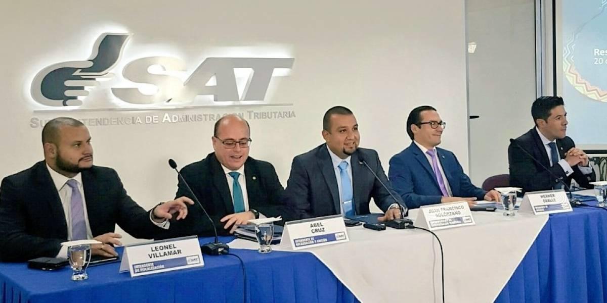 FMI envía delegado para que ayude a la SAT en recaudación