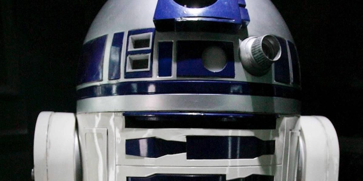 Venden a R2-D2 de Star Wars por 2.75 millones en subasta