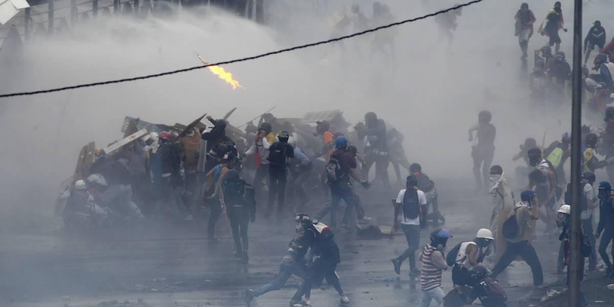 "México pide a Venezuela ""solución pacífica"" tras atentando en Tribunal Supremo"