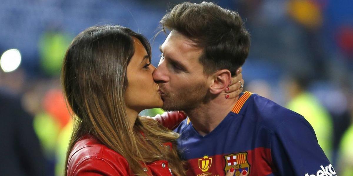 Messi y su esposa esperan su tercer hijo