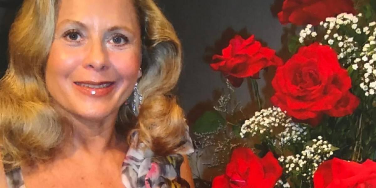 Vera Fischer parabeniza 'filhota' Carolina Dieckmann, que completa 39 anos