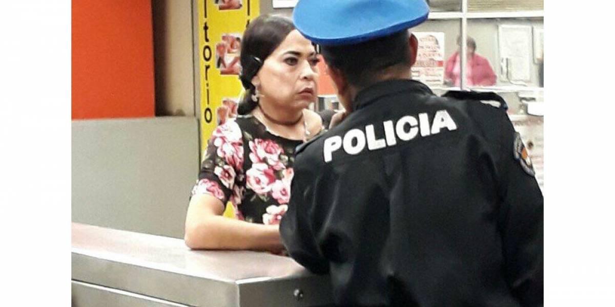 Detienen a hombre que se vestía de mujer para toquetear a usuarias del Metro