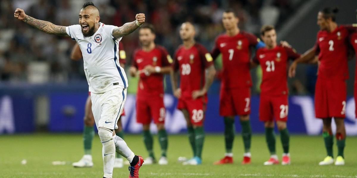 """En Perú se dieron vuelta la chaqueta: """"Felicitaciones a la Roja, tienen un equipazo"""""""