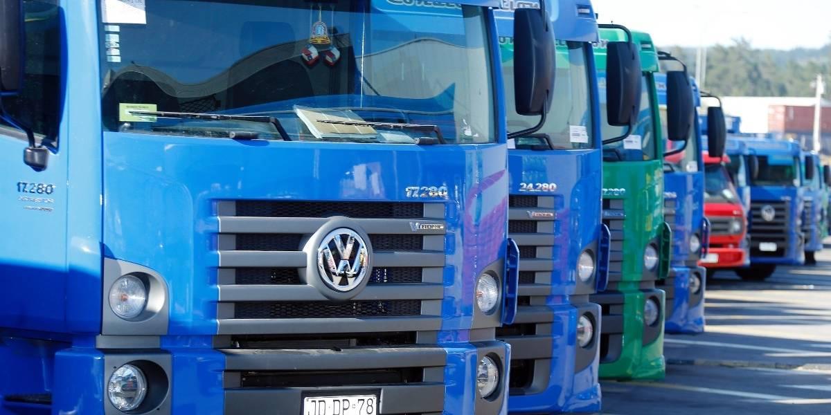 Volkswagen amplía la flota de camiones de CCU