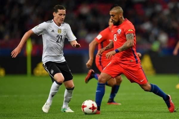 Alemania-Chile