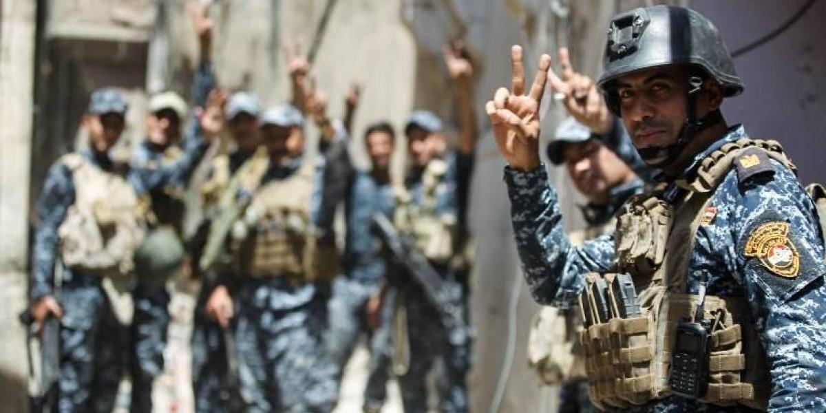 ¿El fin del Estado Islámico? Irak arrebata al ISIS las ruinas de la mezquita de Mosul y se prepara para expulsar a los yihadistas de la ciudad