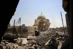 mezquita Mosul