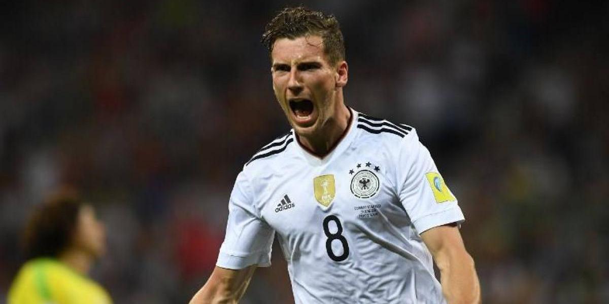"""El """"León"""" alemán quedó con gusto a poco ante la Roja y quiere revancha en la final"""