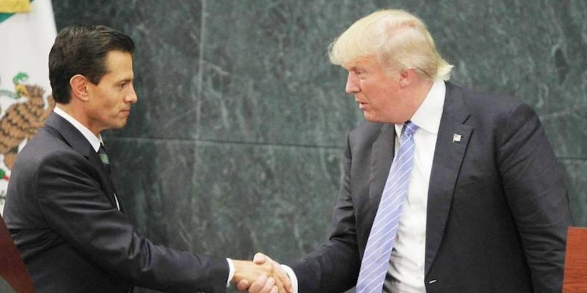 Peña Nieto se reunirá con Trump en cumbre del G20 en Alemania