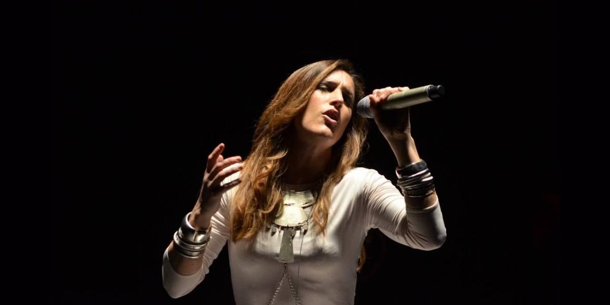 Soledad celebra 20 años de carrera en Chile y sueña con volver al Festival de Viña